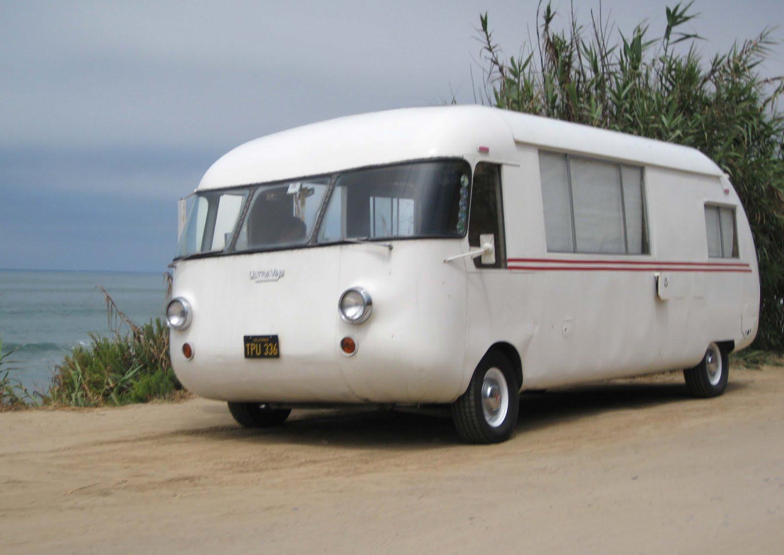 Ultra Van Motorhome