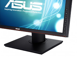 ASUS PA238Q IPS Monitor Fornt menu