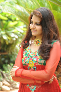 Actress Mano Chirta Pictures in Salwar Kameez at Malligadu Marriage Bureau Opening  0006.jpg