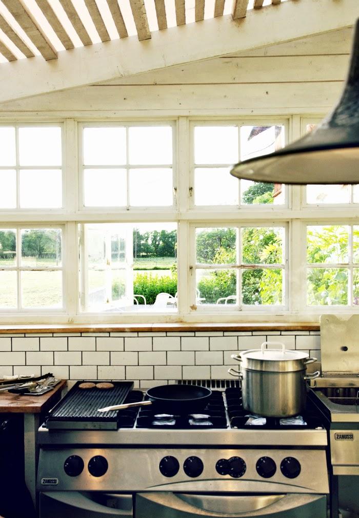 gotland, hablingbo creperie, summer kitchen