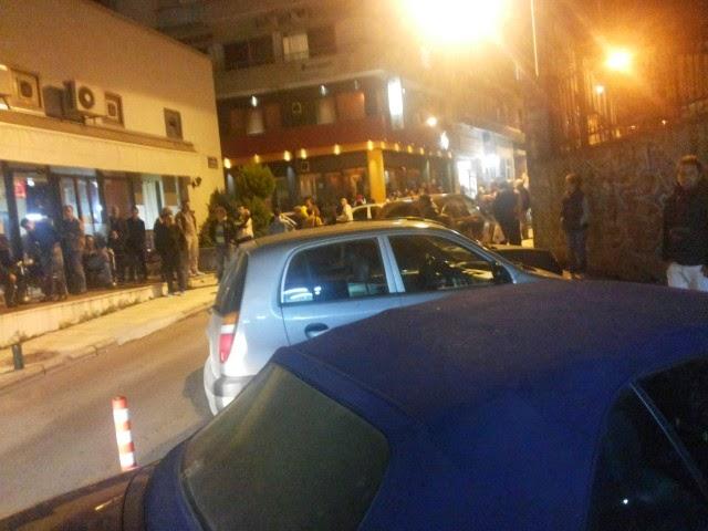 Αυτοκτονία 46χρονου άντρα από ταράτσα πολυκατοικίας στο κέντρο της Κοζάνης!