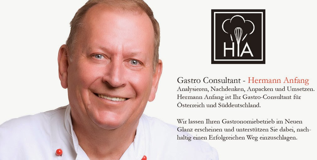 Gastro Consultant - Hermann Anfang
