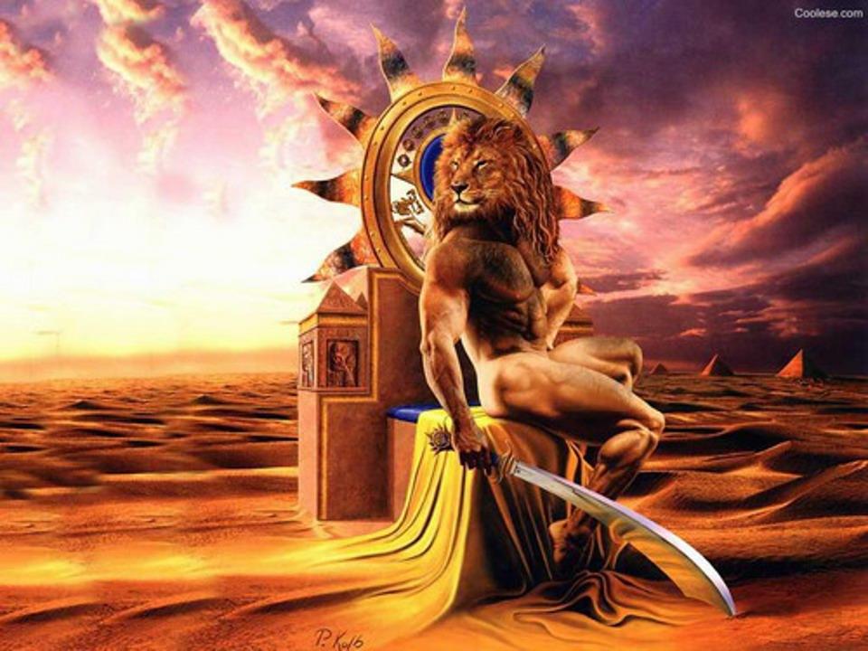 Risultati immagini per leone oggi
