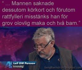 GW om udda kriminalitet i Värmland