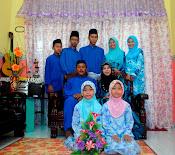 keluarga saya..sayang sangat2..!!