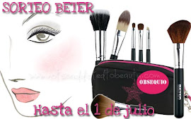 SORTEO EN NOT SO ADDICTED TO BEAUTY