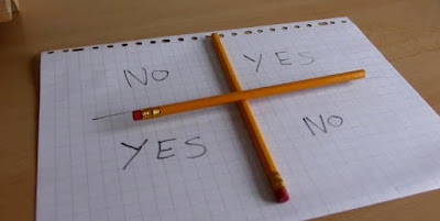 A new social media craze, the Charlie Charlie Challenge