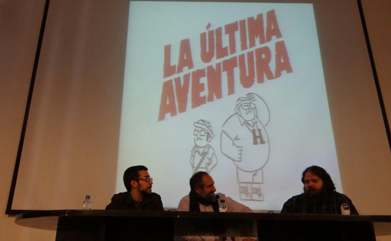 CCT- Comic Ciencia Tecnologia- Jordi Ojeda: Audio de la presentación ...