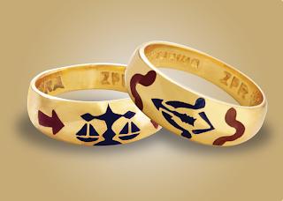 zodiac power rings