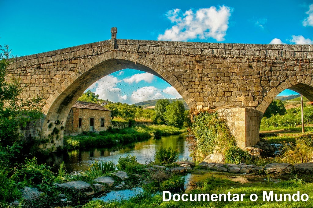 Ponte de Ucanha, Torre de Ucanha, Ucanha