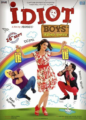 Idiot Boys 2014 Punjabi 720p WEBRip 800mb