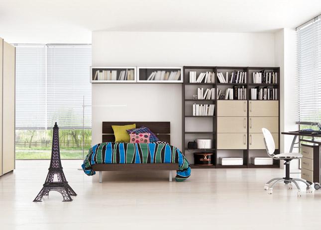 Dormitorios juveniles modernos  Ideas para decorar ...