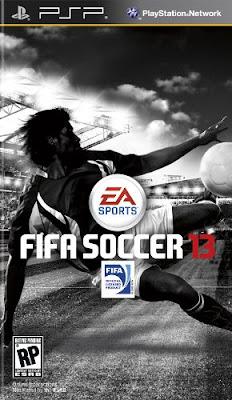 FIFA 13 PSP