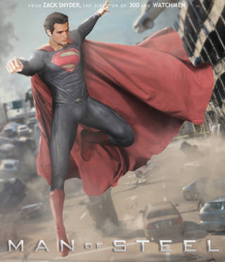 Superman Movie 2013 - Man of Steel