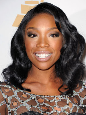 Brandy African American Hairstyle
