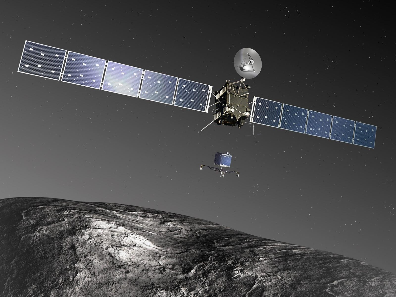 Rosetta svegliati!, Wake Up! Guardiamo insieme la diretta video ESA!