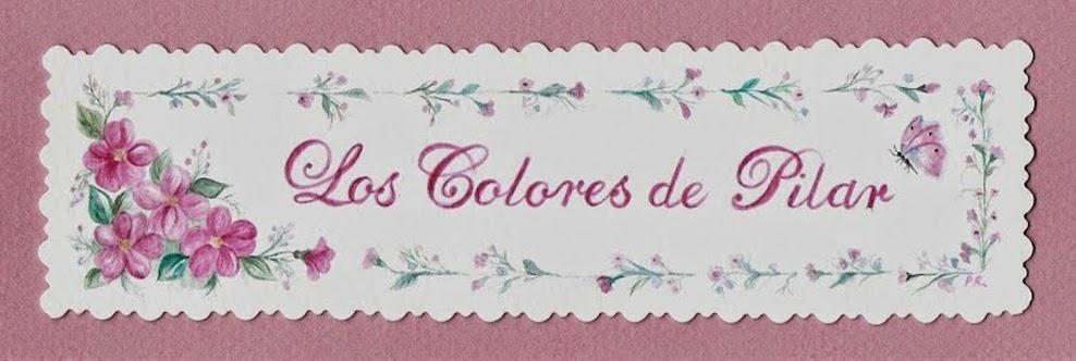 LOS COLORES DE PILAR