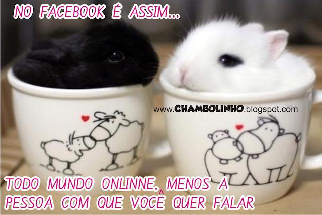 Recadinho Fofo para FACEBOOK