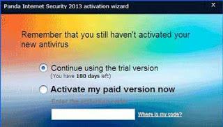 Panda Internet Security Free Download