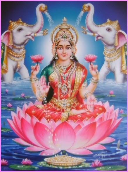 Collections GODDESS LAKSHMI DEVI