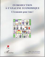 Ouvrage d'initiation économique  de Gérard