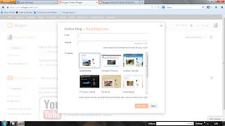 cara mengembalikan blog yang di alihkan