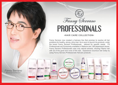 Prizes from Fanny Serrano Professionals