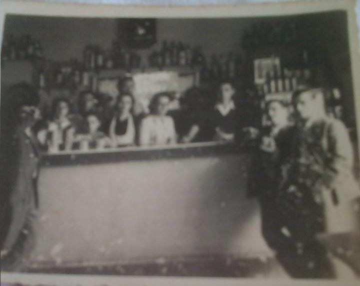 Bar el Cafetín de Binéfar.