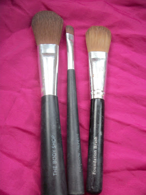 Body Shop Brushes