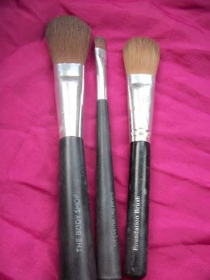 Body Shop Brushes