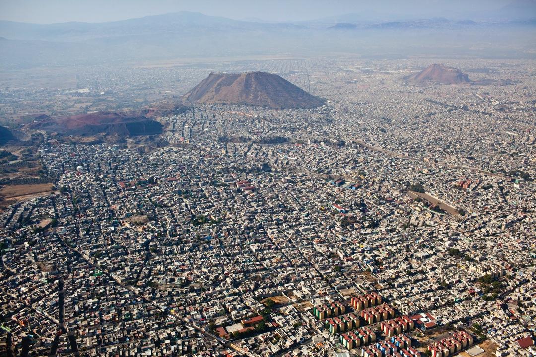 Ciudad Nezahualcoyotl Antes Ciudad Nezahualcóyotl