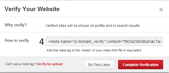 verify-site-on-pinterest