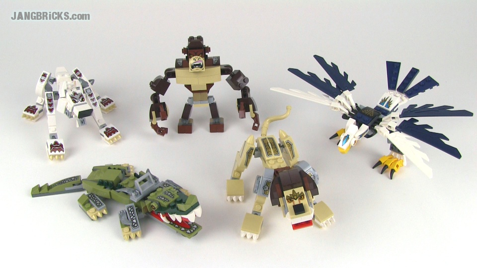 lego chima legend beast rhino - photo #18