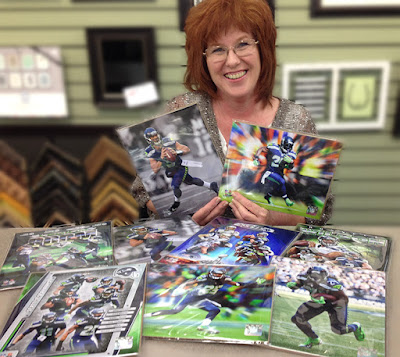 Come in to get a Seahawks Prints!
