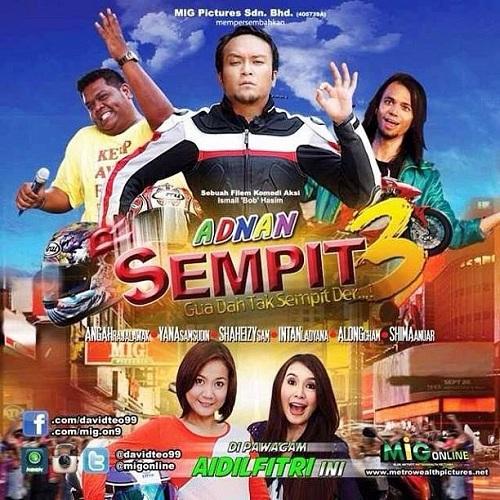 Adnan Sempit 3 (2013) ~Full Movie Online~