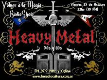 Inicios del Heavy Metal (70s y 80s)