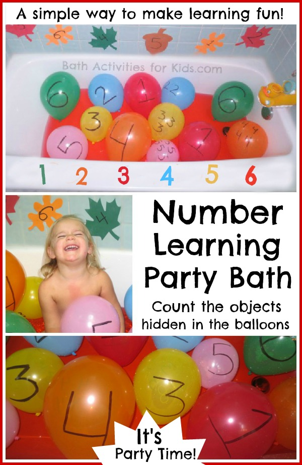 Early learning number fun