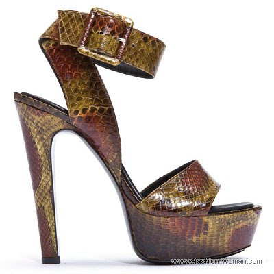 obuv barbara bui vesna leto 2011 17 Жіноче взуття від Barbara Bui