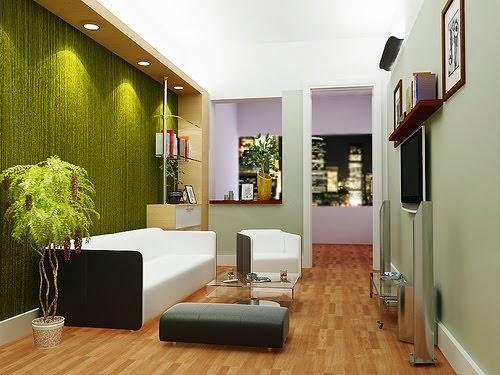 Ruang TV Rumah Minimalis