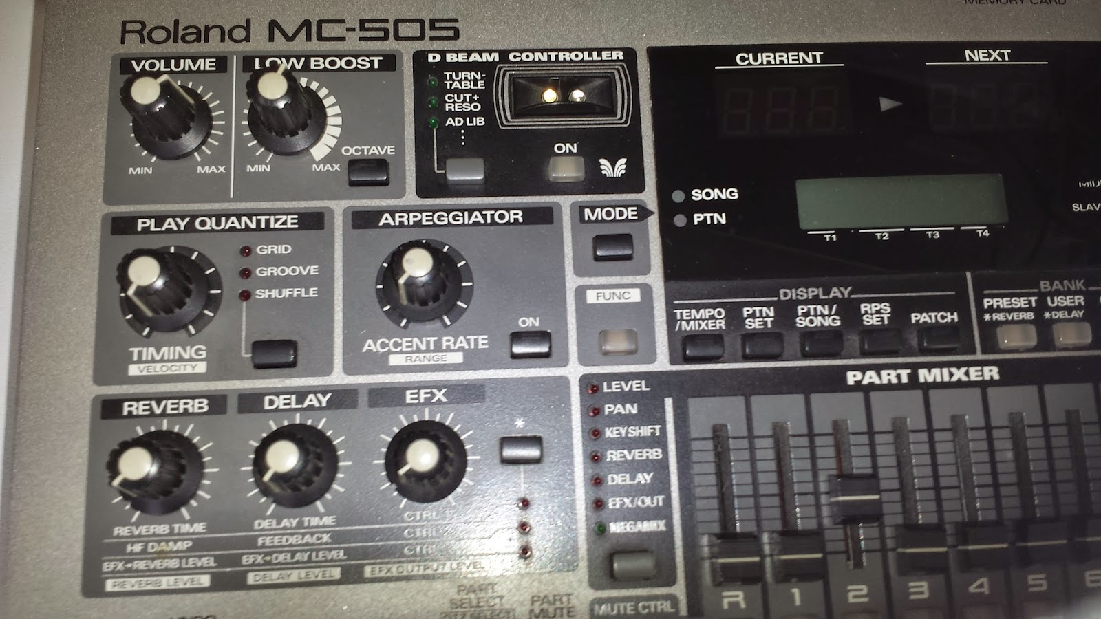 Jondent Exploring Electronic Music Roland Mc 505