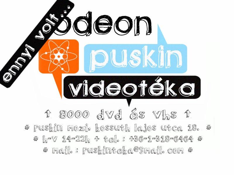 Odeon Puskin Videotéka