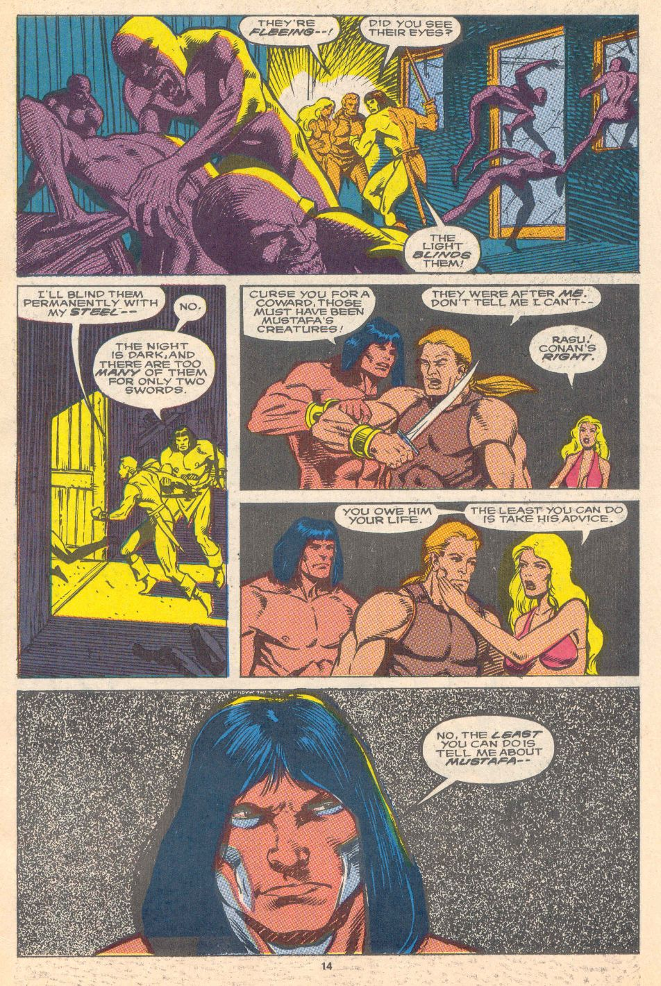 Conan the Barbarian (1970) Issue #228 #240 - English 11