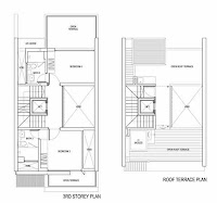 The Rosyth Collection 3rd Storey Floor Plans