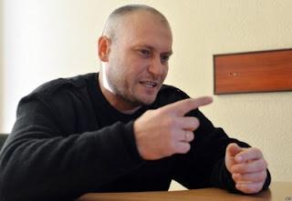 Побратымы заценили Яроша : русская шлюха, агент ФСБ и покрыватель «крыс»