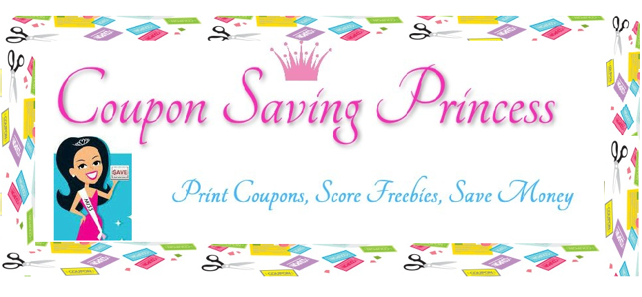 Coupon Saving Princess