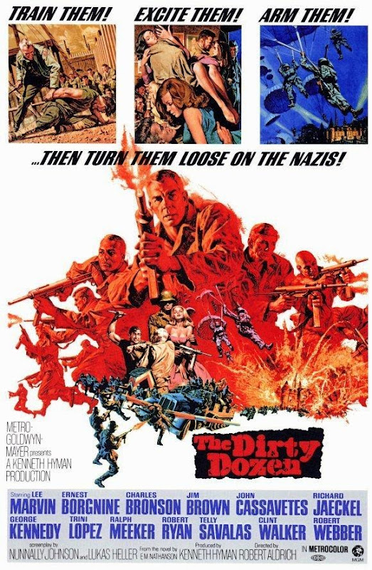 The Dirty Dozen [1967] [BBRip] [Subtitulada]