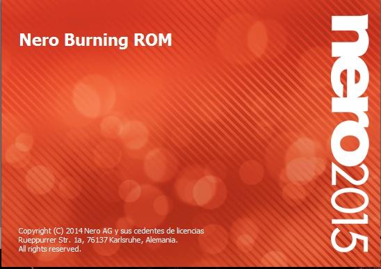 Nero 16 Burning Rom Platium Español 2015