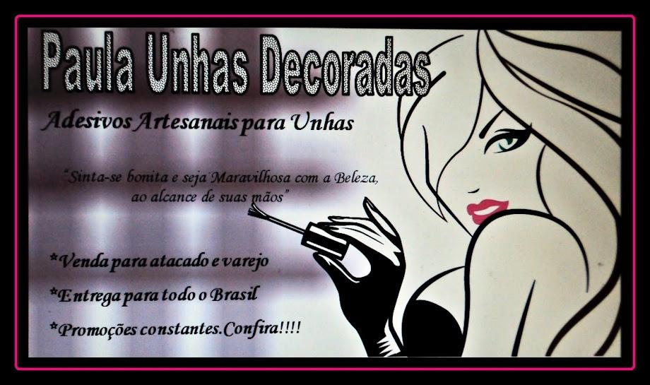 Paula Unhas Decoradas