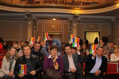 Ghidul a ajuns si la Torino – Asociaţia  Basarabia