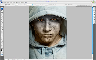 Текстура кожи в Adobe Photoshop11